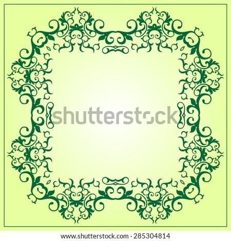 Background Composition, Web Template (Halftone) Vector Art - stock vector