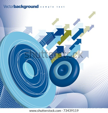 Background. Eps10. - stock vector