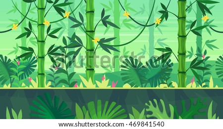 background games apps mobile development cartoon stock vector
