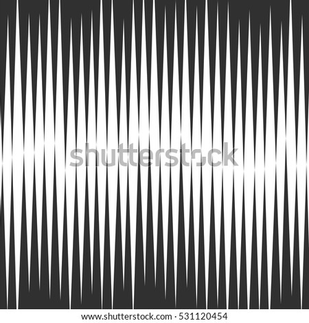 Background from black and white vertical lines.Vector.