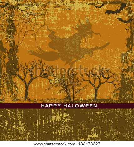 background halloween