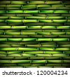Background of bamboo. Eps 10 - stock vector
