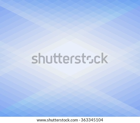 background of intersecting blue lines. vector illustration - stock vector