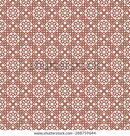 Background pattern. Asian style texture: Chinese, Japanese, Indian. Modern wallpaper for your design. Vector background - stock vector