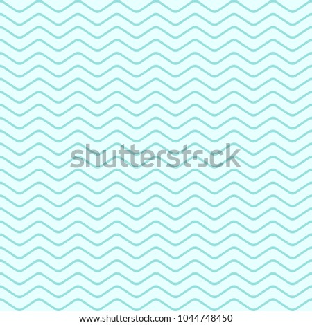 Background Pattern Stripe Seamless Vector Texture Green Aqua Pastel Two Tone Colors Wallpaper Backdrop Wave