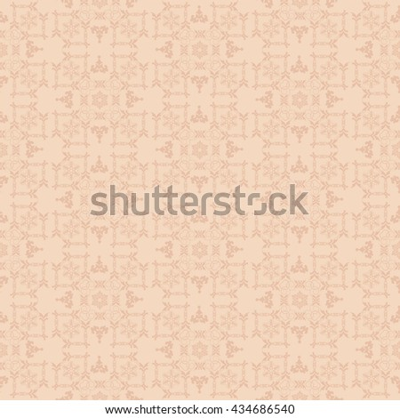 Background pattern. Vintage style texture: Victorian, Baroque, Gothic. Modern wallpaper for your design. Vector