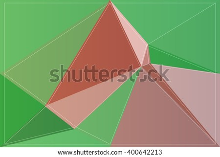 background polygon graphic mosaic