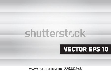 Background vector - grey with stripes pattern for presentation, site, web and others works. - stock vector