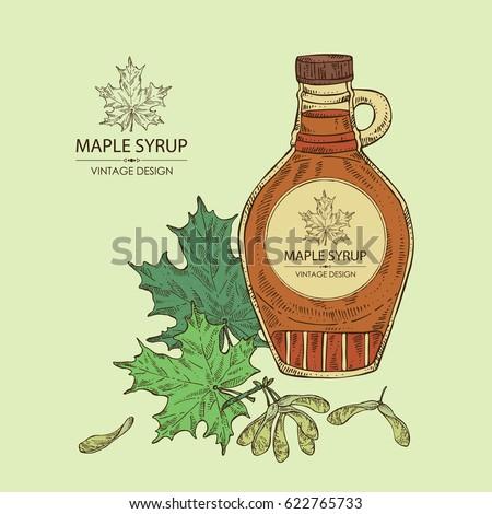 Maple Vectores Imgenes Y Arte Vectorial En Stock