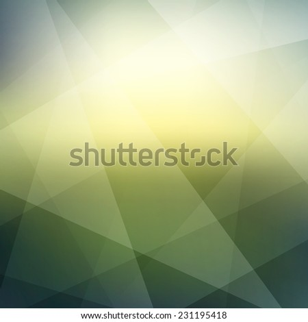 Background with sunset. Abstract vector illustration. Can be used for wallpaper, web page background, web banners. - stock vector