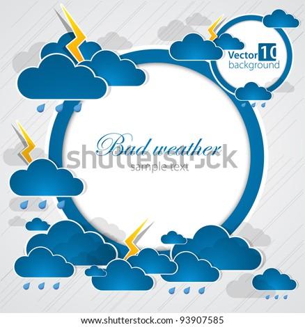 Bad Weather Stock Vectors, Images & Vector Art | Shutterstock