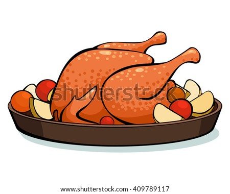 Chicken Cartoon Stock Photos and Images