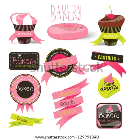 Cake Logo Stock Images, Royalty-Free Images & Vectors | Shutterstock