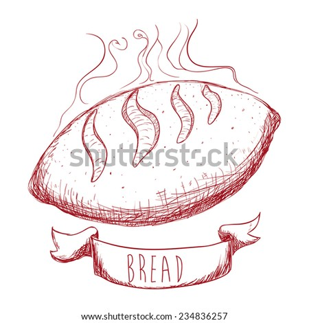 bakery design , vector illustration