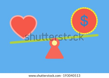 Love Balance Money Stock Images, Royalty-Free Images ...