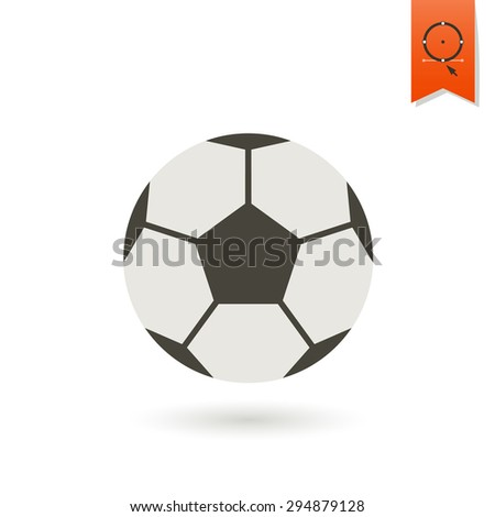 Ball.  - stock vector