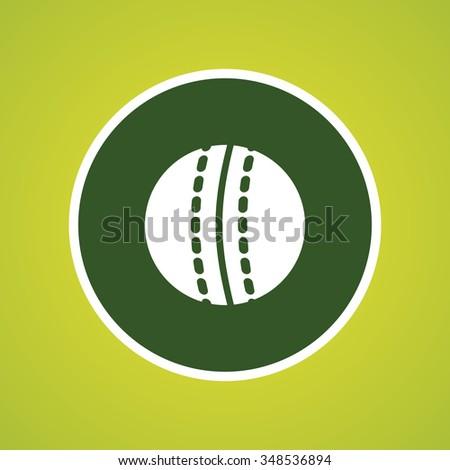 Ball Icon - stock vector