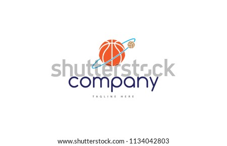 Ball planet vector image
