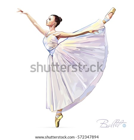 ballerinas bilder