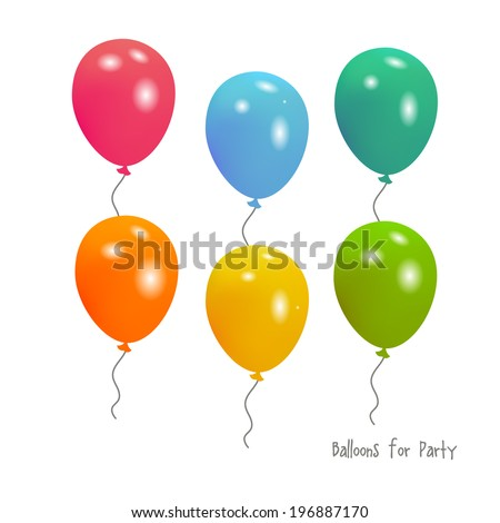 Balloons for Party
