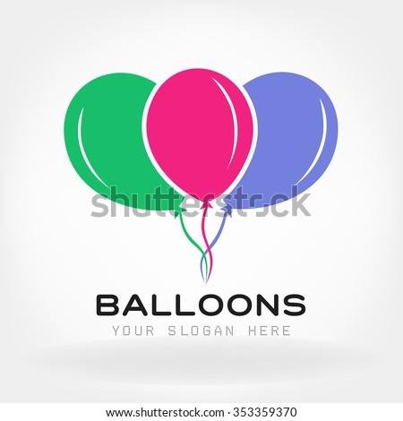 Logo Balloons 28 Images 15 Balloon Logos Freecreatives
