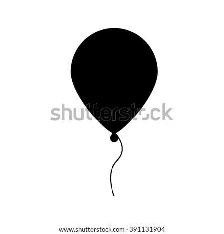 Baloon - stock vector