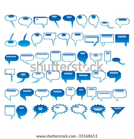 Baloons - stock vector
