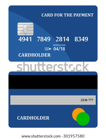 bank card payments and for payment of money