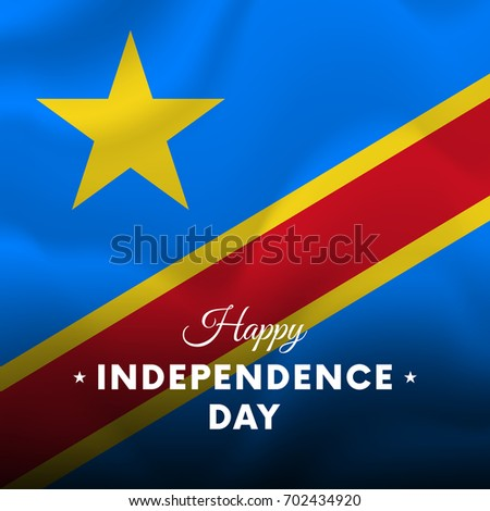 Congo Independence Day Stock Images RoyaltyFree Images Vectors - Congo independence day
