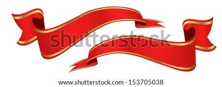banner set - stock vector
