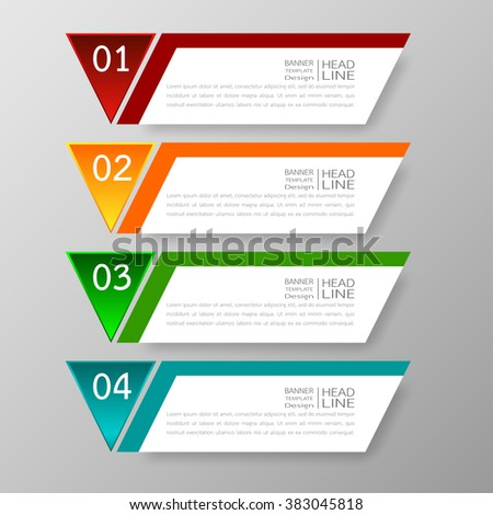 Text box templates stock images royalty free images - Text banner design ...