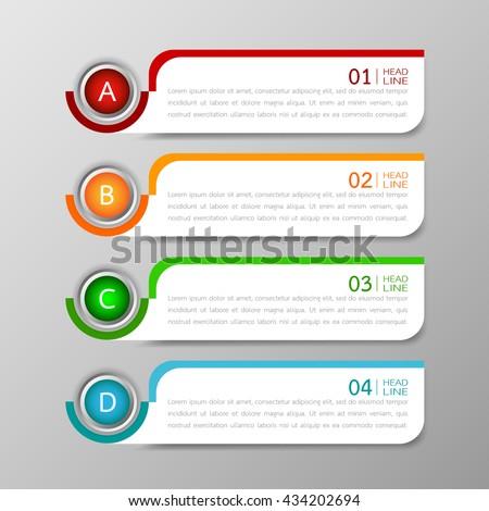 Gimp infographic template