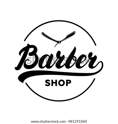 Barbershop Logo Stock Images Royalty Free Images