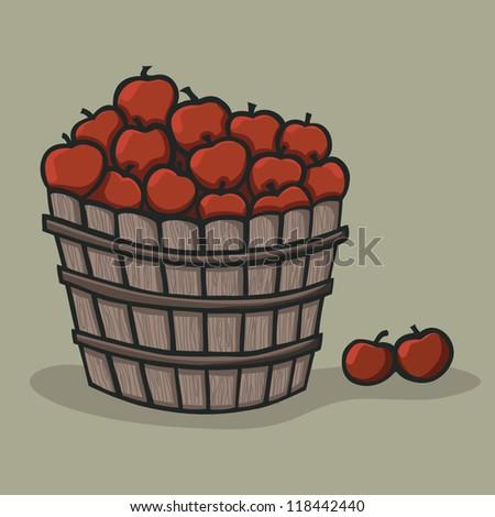 Apple Barrel Stock Images, Royalty-Free Images & Vectors | Shutterstock