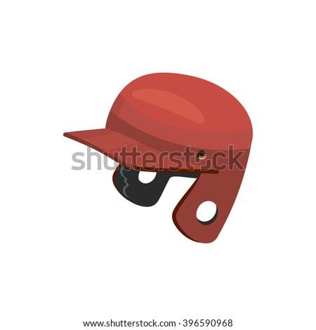 Baseball helmet icon. Baseball helmet icon art. Baseball helmet icon web. Baseball helmet icon new. Baseball helmet icon www. Baseball helmet icon app. Baseball helmet icon big. Baseball helmet icon - stock vector