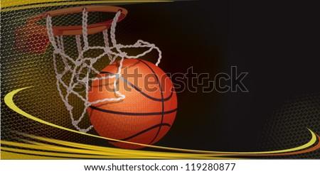 Basketball Background Stock Images RoyaltyFree Images Vectors