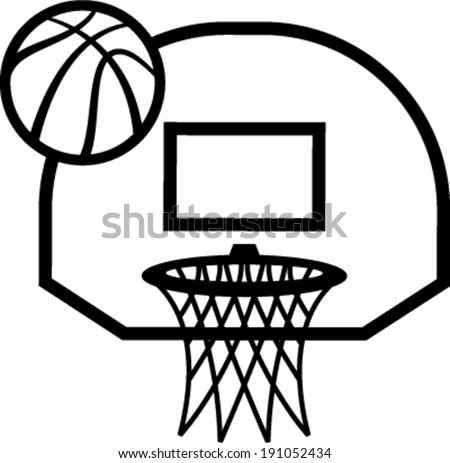 Basketball Goal Stock Images Royalty-Free Images U0026 Vectors | Shutterstock