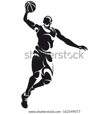 basketball player silhouette stock images, royalty-free images