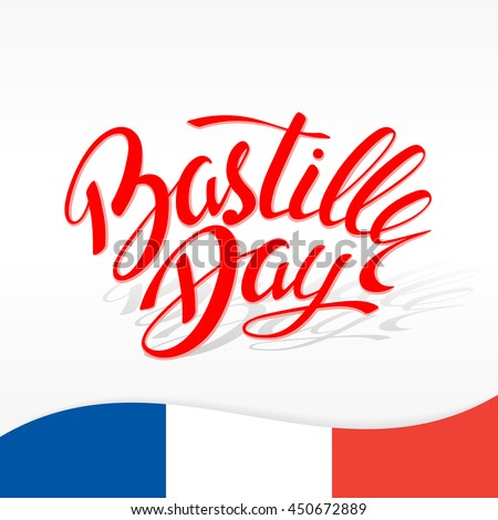 Bastille day celebration background tricolor french stock vector bastille day celebration background with the tricolor french flag and lettering a template background for m4hsunfo