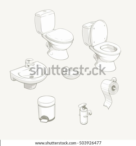Bathroom and toilet accessories