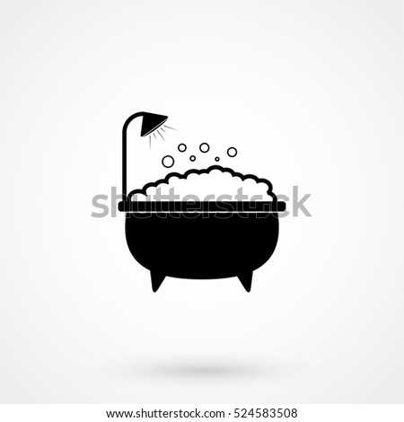 Bath Icon Stock Images Royalty Free Images Vectors Shutterstock