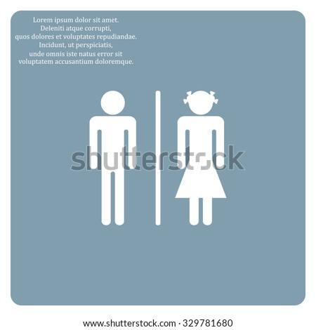 Bathroom Sign Art woman bathroom stock photos, royalty-free images & vectors