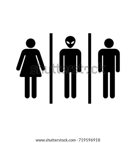 Bathroom Signs Male male female bathroom sign stock vector 621184988 - shutterstock
