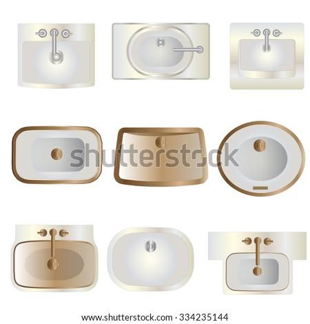 Original Explore Furniture Top View Png Basin Top And More Bathroom Google