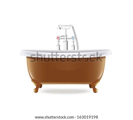 Vintage Bath Tub Stock Photos Images Amp Pictures
