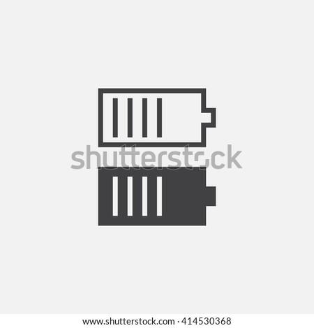 battery icon, battery icon vector,battery , battery flat icon, battery icon eps, battery icon jpg, battery icon path, battery icon flat, battery icon app, battery icon web, battery icon art, battery - stock vector