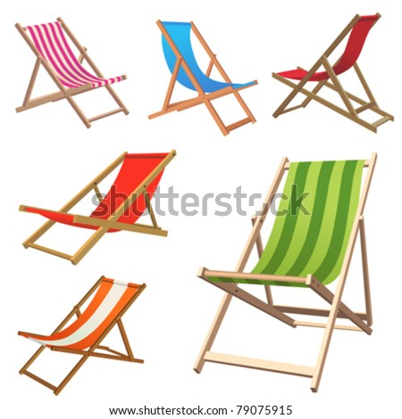 Beach Chair Stock Photos, Images, & Pictures | Shutterstock