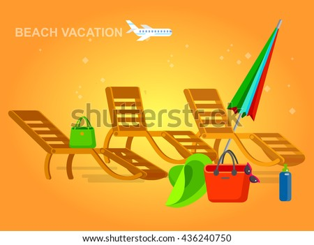 Chezlong stock images royalty free images vectors for Beach chaise longue