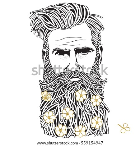 Long White Beard Stock Images, Royalty-Free Images & Vectors ...
