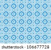 Beautiful background pattern - stock photo